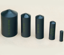 Smršťovací kabelové čepičky, typ KTK