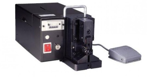 EM-8C2  - elektrické lisovací zařízení pro dutinky a koncovky