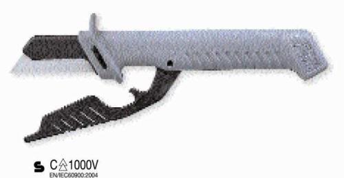 Kabelový nůž s výměnným ostřím