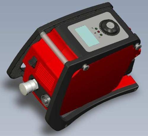 Hydraulická pumpa s akumulátorem CP-700