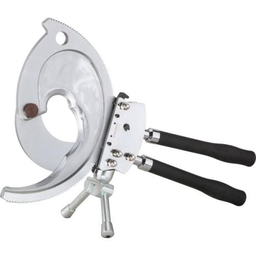 Ruční ráčnové nůžky pro stříhání kabelů ZC-120A