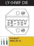 LY-04WF - Lisovací čelisti pro EM-8C2
