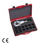 Lisovací hlavice PP60-2 v kufru